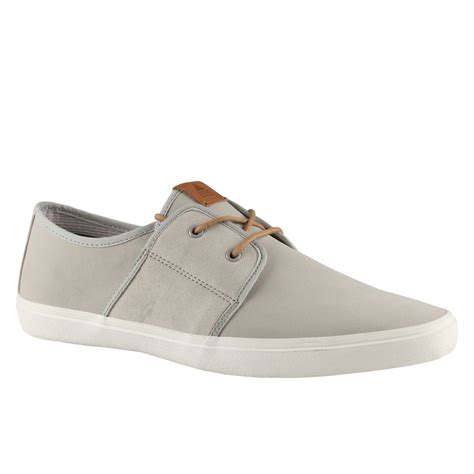 aldo sneakers aldo sneaker in gray for lyst