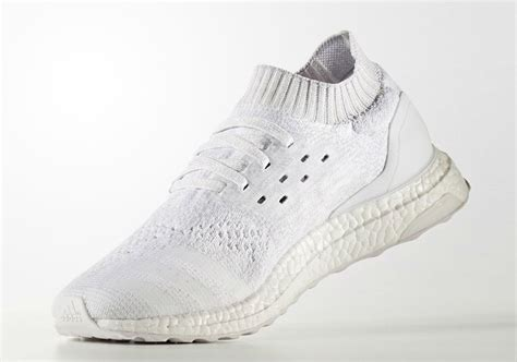 Adidas Ub Caged Trple Blck Mat adidas ultra boost uncaged white by2549 june 2017 sneakernews