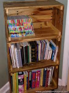 how to make pallet bookshelves ideas for wooden pallet shelves pallet wood projects