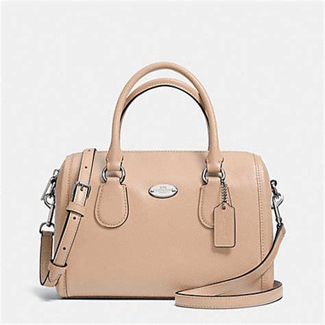 Coach Mini Bennet By Bebititota coach f33329 crossgrain leather mini satchel