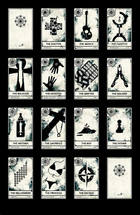 Lost A Gift Card - lost tarot cards neatorama