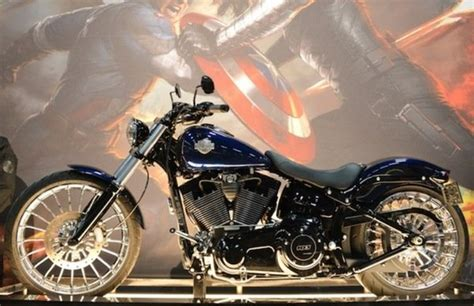 winter motorcycle harley davidson provides the motorcycle for 2014 s captain