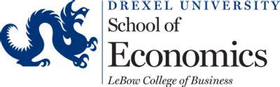 econsult world bank school of economics drexel lebow