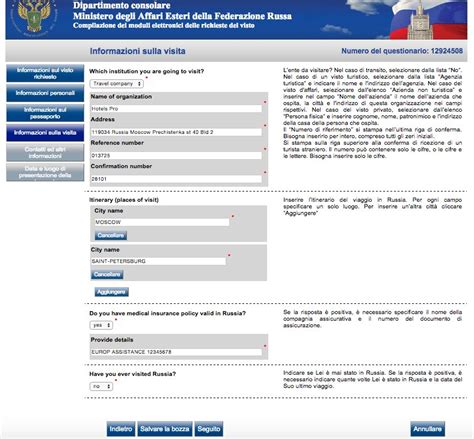 visto consolare russia come ottenere il visto per la russia in maniera facile ed