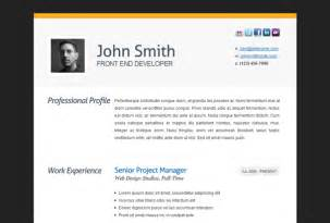 professional bio template word best photos of career portfolio templates sle