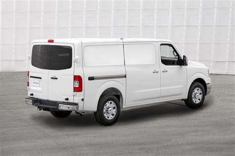 nissan commercial van nissan moving into the commercial van market