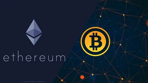 bitcoin vs ethereum what is blockchain and smart contracts brief introduction