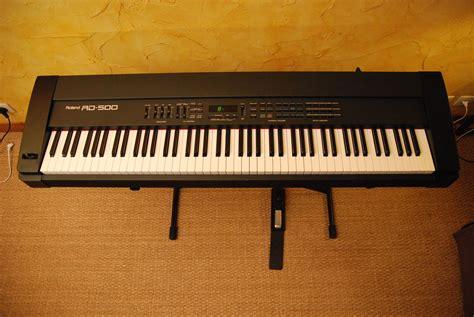 Keyboard Roland Rd 500 roland rd 500 image 349563 audiofanzine