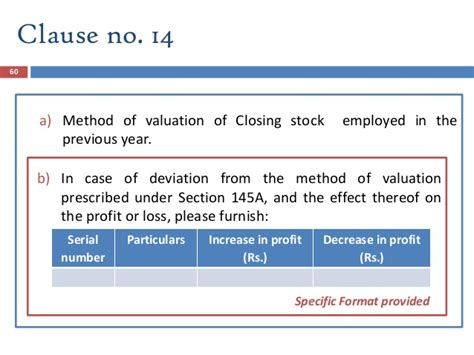 section 145a 02 09 15 tax audit clausewise
