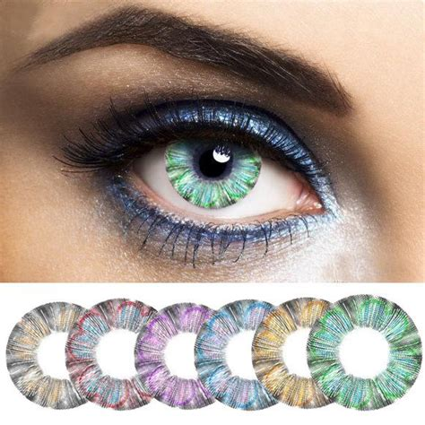 new color contacts 2016 new clover color contact lenses lens color contact