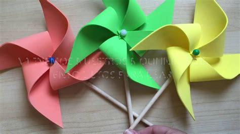 c 243 mo hacer un molinillo de viento manualidades infantiles como modificar gomaeva c 243 mo hacer molinillos de viento