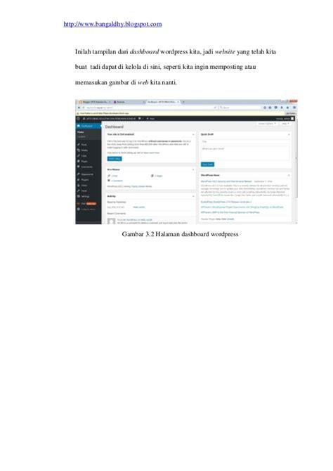 Membuat Web Mobile Untuk Orang Awam Cd contoh laporan prakerin tkj membuat website