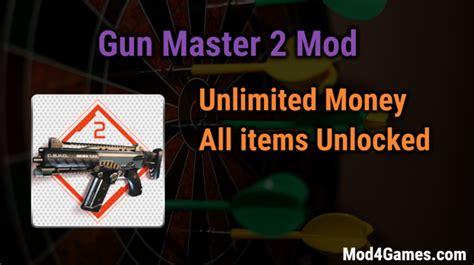 game mod apk data obb gun master 2 modded game apk free with offline obb data