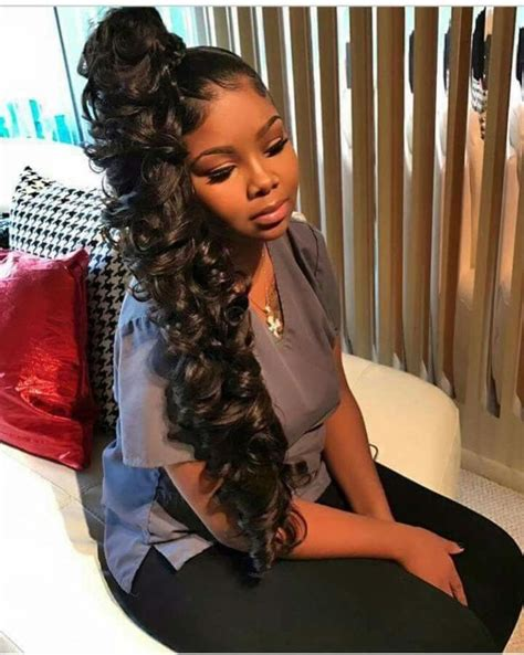 best 25 weave ponytail ideas on pinterest braids with