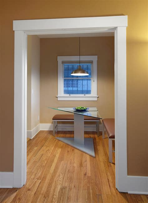 Dining Room Entry Casing Door Casing Decorating Ideas Images In Spaces