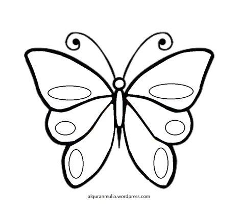 Kupu Hitam gambar bunga kartun hitam putih dan kupu kupu pernik dunia