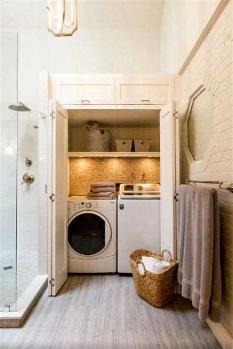 laundry room bathroom ideas laundry nook ideas we easy diy ideas from involvery