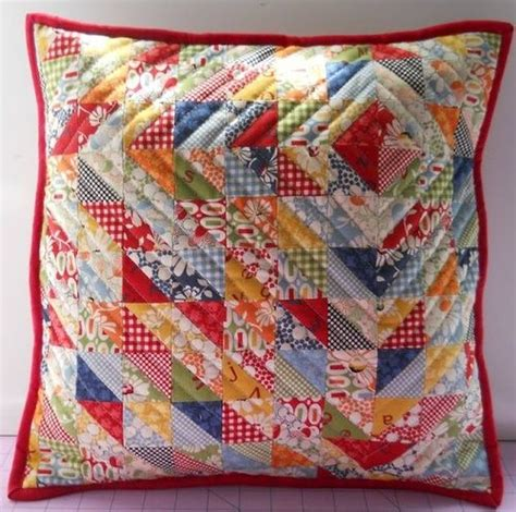 Patchwork Pillow Patterns - 393 best images about pillows on