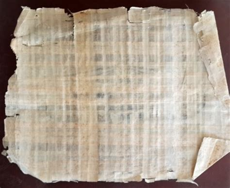 How To Make Paper From Papyrus - papyrus paper
