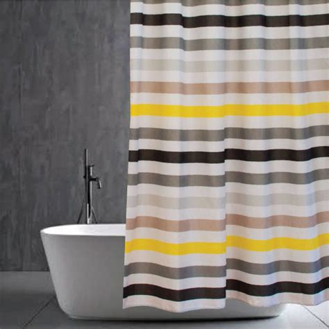 Bright Shower Curtains Bowery Bright Shower Curtain By Home Notonthehighstreet
