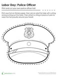 25 best ideas about police officer crafts on pinterest