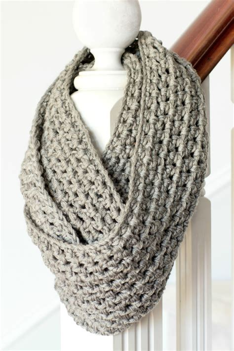 winter infinity scarf pattern crochet winter scarf patterns crochet and knit