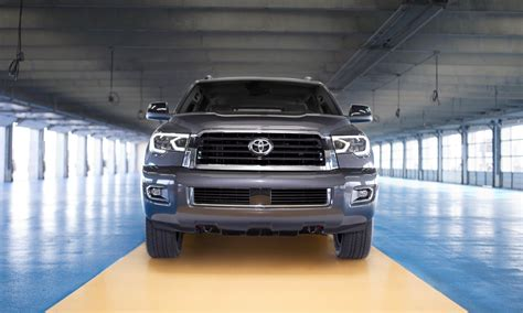 2019 Toyota Sequoia Review by 2019 Toyota Sequoia Review Showing Its Age The Torque