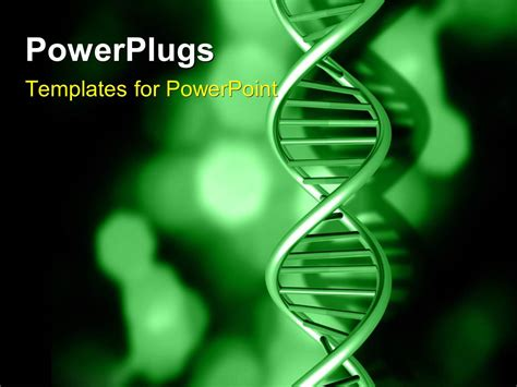 themes for powerpoint dna powerpoint template black background with green strands