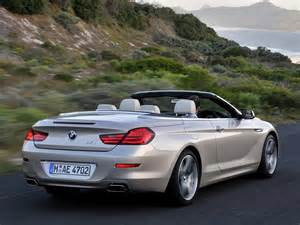 2012 Bmw Convertible 2012 Bmw 6 Series Convertible Bmw Automotive Pictures