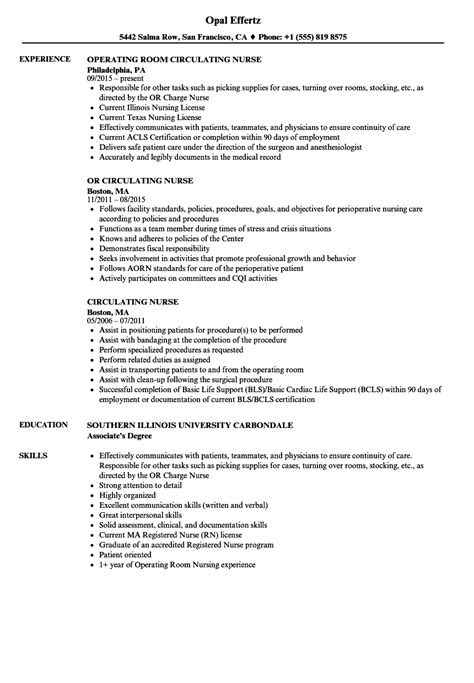 Circulating Cover Letter by Circulating Sle Resume Supervisory Accountant