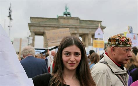 non jewish minorities drawn to berlin anti racism rally