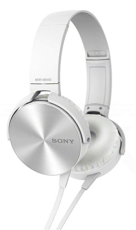 Headseat Sony Mdr Xb450 aud 237 fonos sony overhead mdr xb450ap blanco alkosto