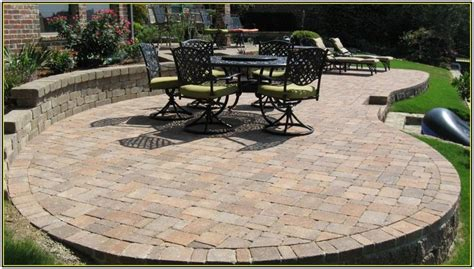 diy paver patio slope building a paver patio on a slope home design ideas the pursuit of aesthetic