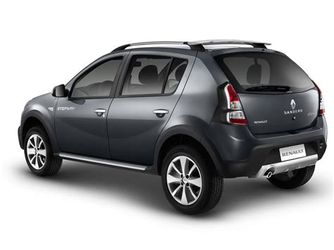 renault sandero 2011 2011 renault sandero stepway pictures information and