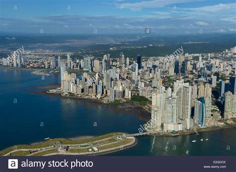 Trump Apartment panama panama city waterfront and skyscrapers colon point
