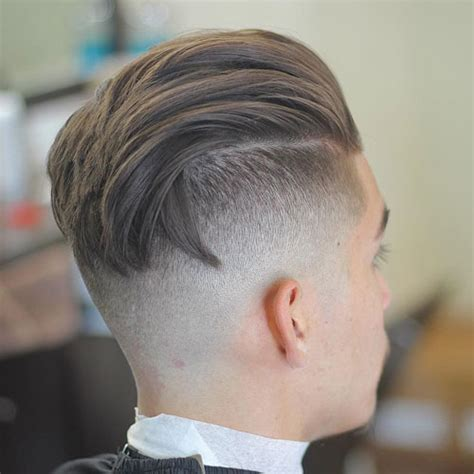 hairstyle that is slick in the front and curly in the back 27 undercut hairstyles for men