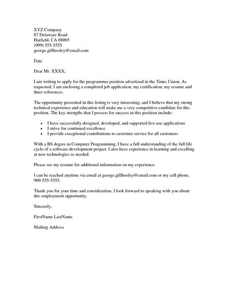 thank you letter template job interview best of job application