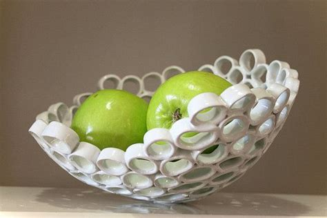 decorative fruit bowl custom order decorative ceramic fruit bowl particle