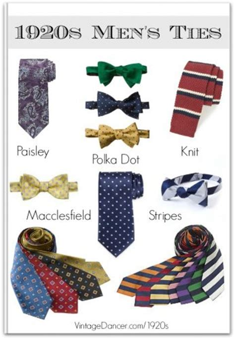 how to make flapper knot history of 1920s mens ties neckties bowties