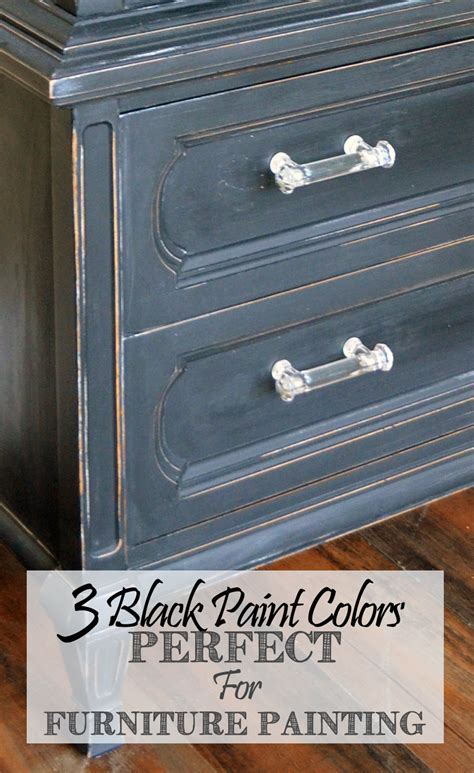 great black paint colors for furniture painting ikea decora