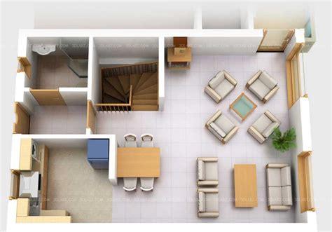 Rendered Floor Plans floor plan 3d 2d floor plan design services in india