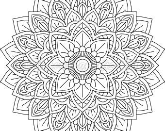 clover mandala coloring page mandala coloring page st patrick s day printable march