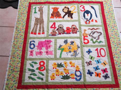 The Quilting Board Daily Digest by Bens Counting Quilt