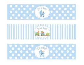 baby boy theme printable baby shower boy theme water bottle by designsbydvb babies pinterest bottle baby