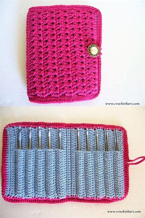 crochet hook bag pattern 82 best yarn organization ideas images on pinterest