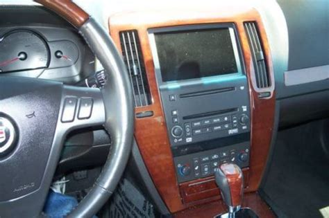 airbag deployment 2007 cadillac sts navigation system find used 2007 cadillac sts base sedan 4 door 4 6l in united states for us 8 000 00