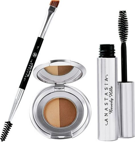 Dijamin Beverly Bold Brow Kit gift guide part two chagne and heels