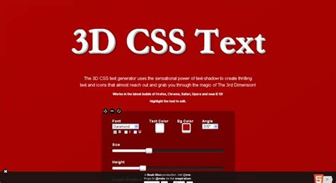 layout css font features enabled 30 best css3 generators for developers web design sri lanka