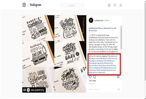 30 interior instagram hashtags you should be using topology instagram marketing 4 features you should be using exles forestgram academy
