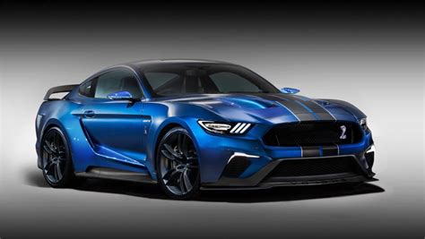 Shelby Gt by Next Shelby Gt500 Predator 5 2 Engine Fully Exposed